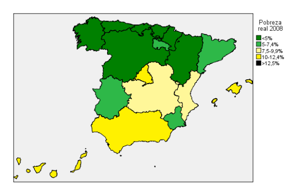 Mapa 2008